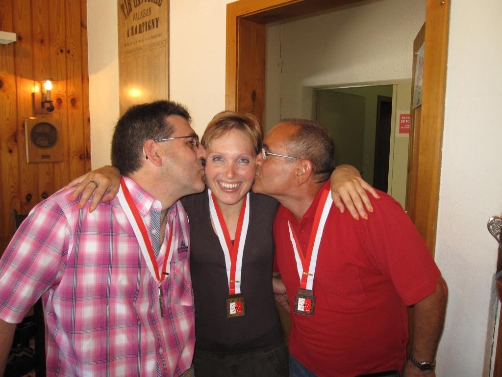Championnats valaisans 2012