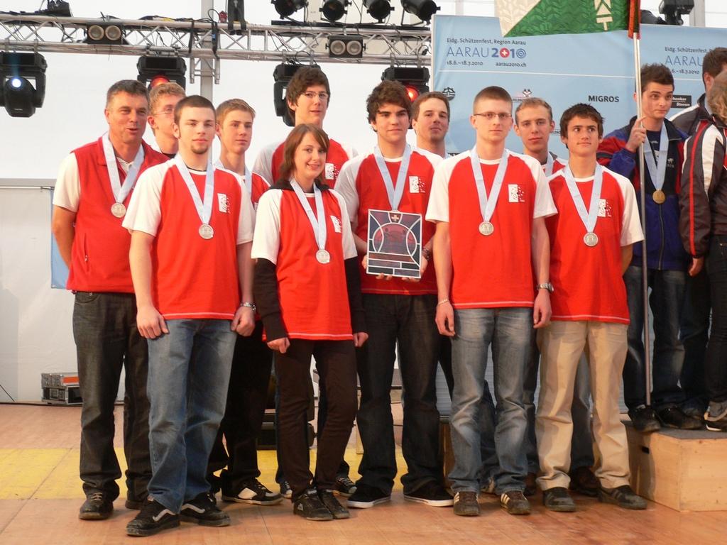 2010 Jugend / Jeunesse Aarau