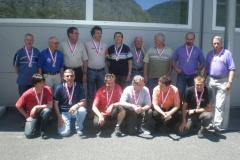 Finale cantonale Groupes C50m Visp