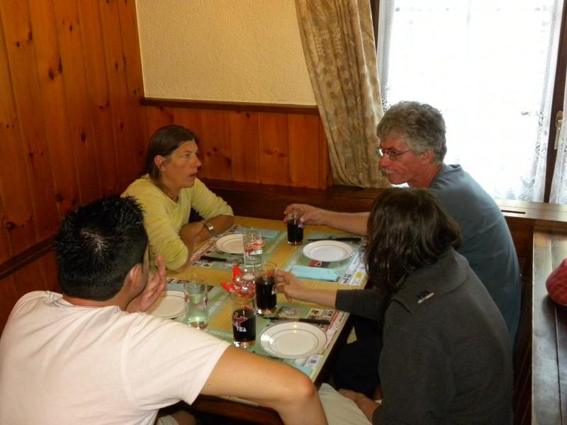 2009 Sortie du comité