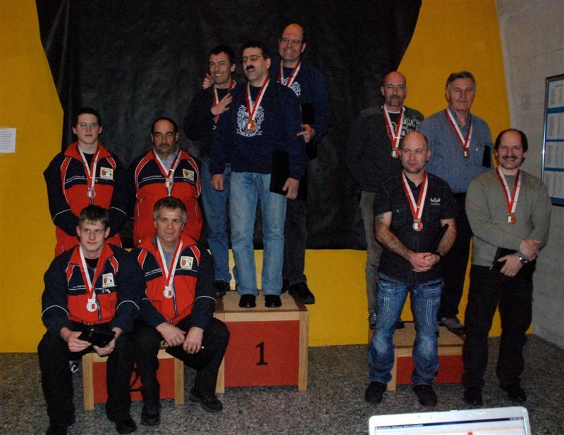 P10m Champ. Groupes Elite