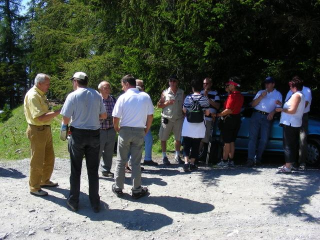 Sortie du comité 2007